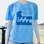 Recycled Plastic Bottle T-shirt