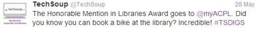 Library Spotlights