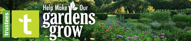 Help make our gardens grow