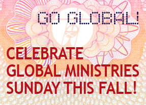 Global Ministries Sunday