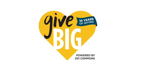 Start a GiveBIG FUNdraiser