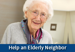 Help an Elderly Neighbor