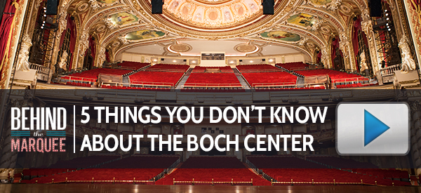 5 Things You Don't Know About The Boch Center