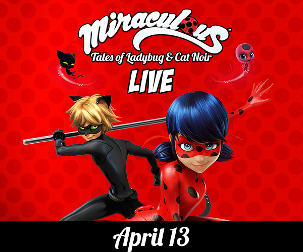 Miraculous Live