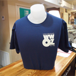 Click here for more information about Navy Guardians of the Groove WWOZ Tee - SOLD OUT