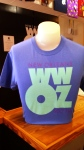 Click here for more information about 2015 Caribbean Blue WWOZ Tee