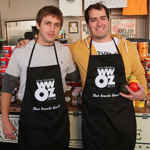 Click here for more information about Apron: WWOZ/That Sounds Good!