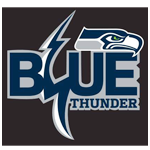 Seattle Seahawks Blue Thunder